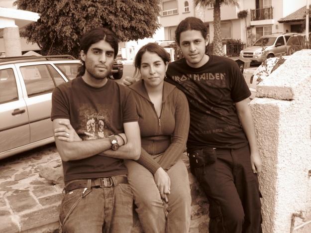 Foto épica ' Amigos DF