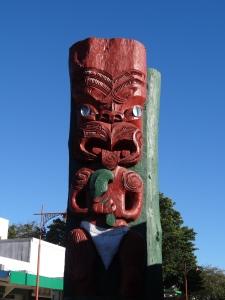 Totem Maori