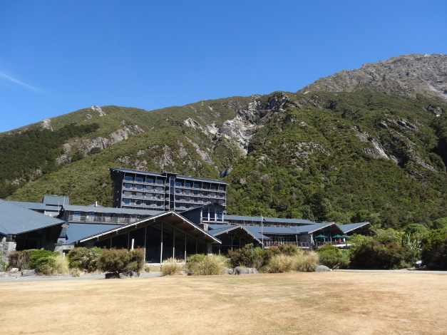 Mt. Cook Village