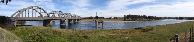 Puente en Balclutha
