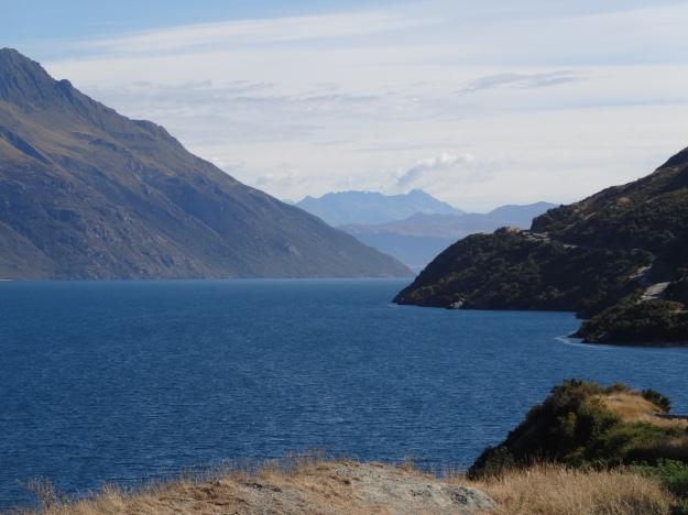 Lago Wakatipui y Las escaleras del diablo