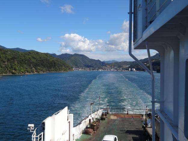 Adios Isla Sur