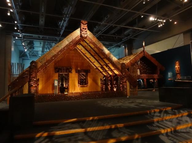 Casa Sagrada Maori
