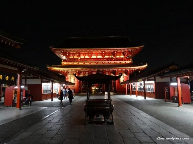 Senso-ji Hondou
